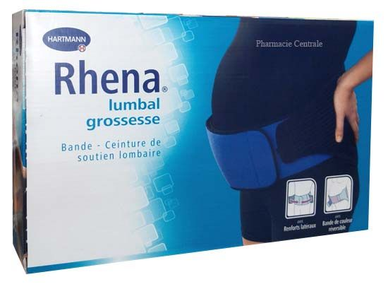 ceinture de soutien lombaire pour grossesse rhena lumbal. Black Bedroom Furniture Sets. Home Design Ideas