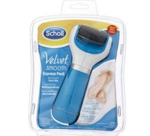 Scholl Pedi R�pe Electrique VELVET SMOOTH express