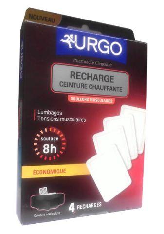 URGO recharges ceinture chauffante 4 patchs 3d7fdb71d5e