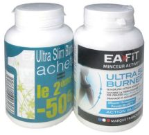 EAFIT ULTRA SLIM BURNER LOT DE 2 Gélules