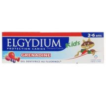 ELGYDIUM KIDS 2-6 ANS Grenadine