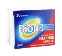 BION 3 DEFENSES 30 comprimés