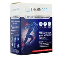 Therm Cool Ice Pocket x2 poches de froid