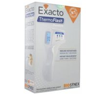 EXACTO THERMOFLASH PREMIUM thermomètre sans contact