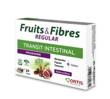Ortis Fruits & Fibres regular – 24 cubes