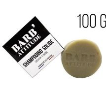 Barb'Attitude shampooing solide – 100g